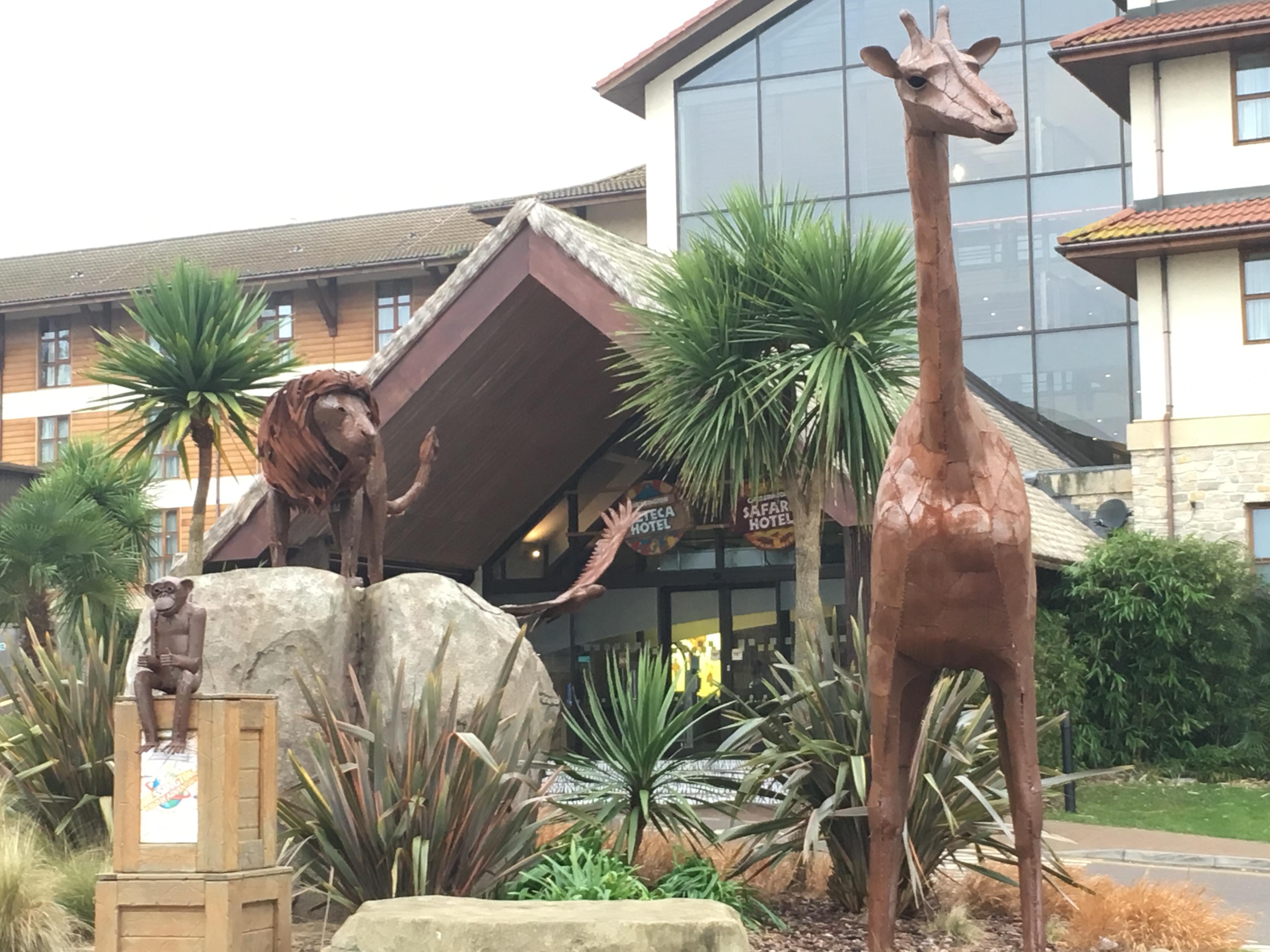 Chessington World of Adventures Hotel